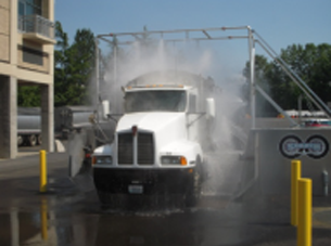 Wheel wash equipment can be custom designed